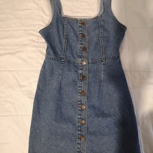 Urban Outfitters Dresses - UO Button-Down Mini Dress